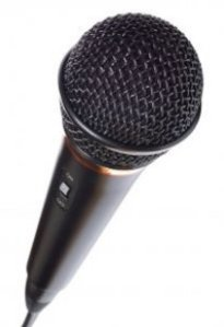 When it's your big chance to take the mic, what will you do?